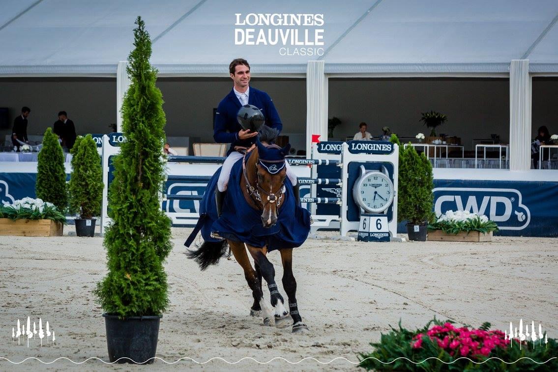 Longines Deauville-Victoire 150 avec Quanan