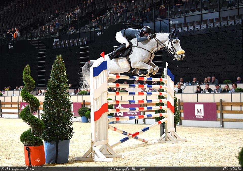 6 barres CSI 3* Montpellier