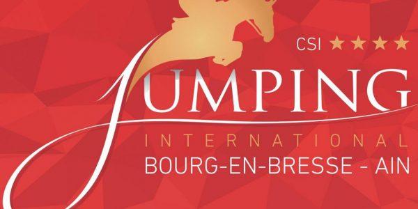 Blood Diamond du Pont 3ème du Grand Prix 1.55m du CSI4* de Bourg en Bresse